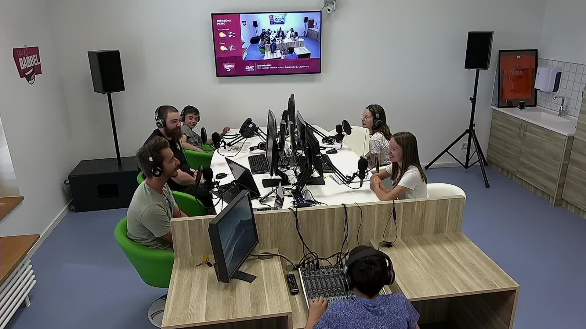 Radio Babbel - Sendung vum 24.06.2019