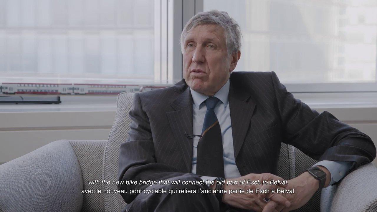 Esch2022 Digital Press Day – Statement François Bausch