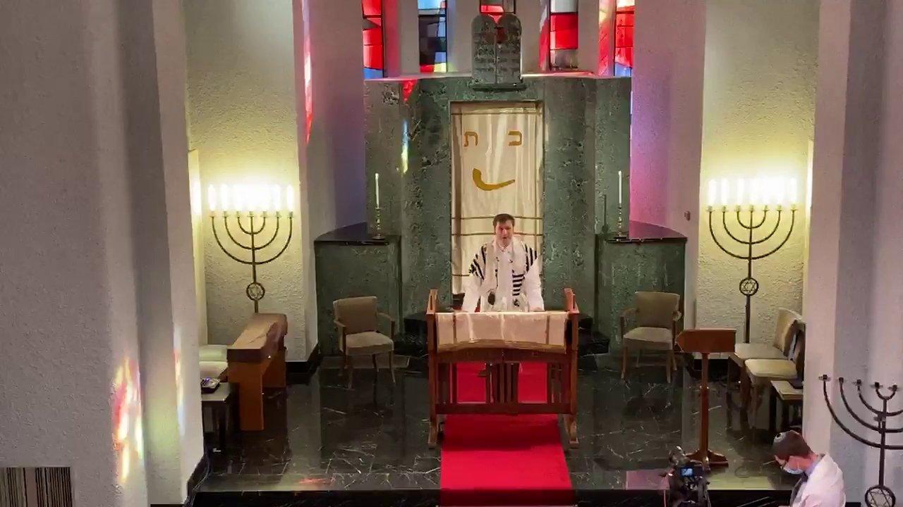 Roch Hachanah vun der Jiddescher Kommunitéit