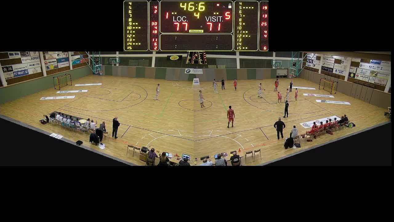 Basket Esch Seniors A - Musel-Pikes - 05.01.2019