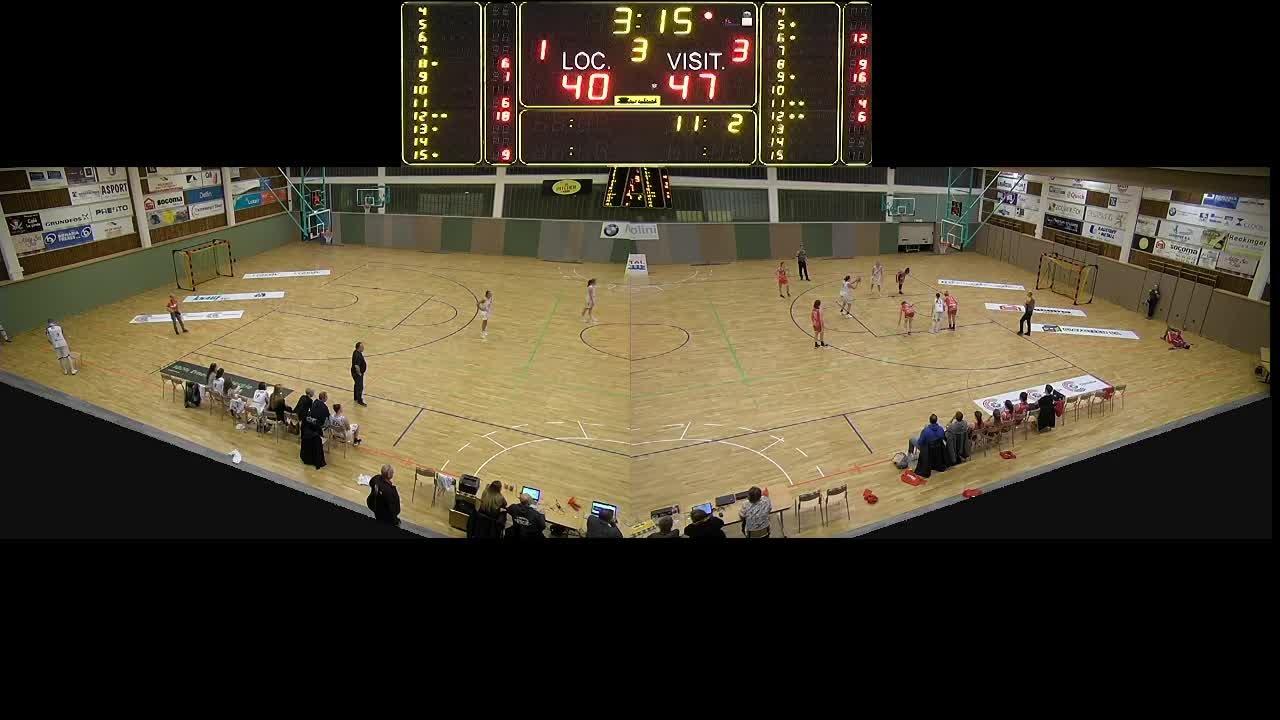 Basket Esch Dames A - Musel-Pikes  - 05.01.2019