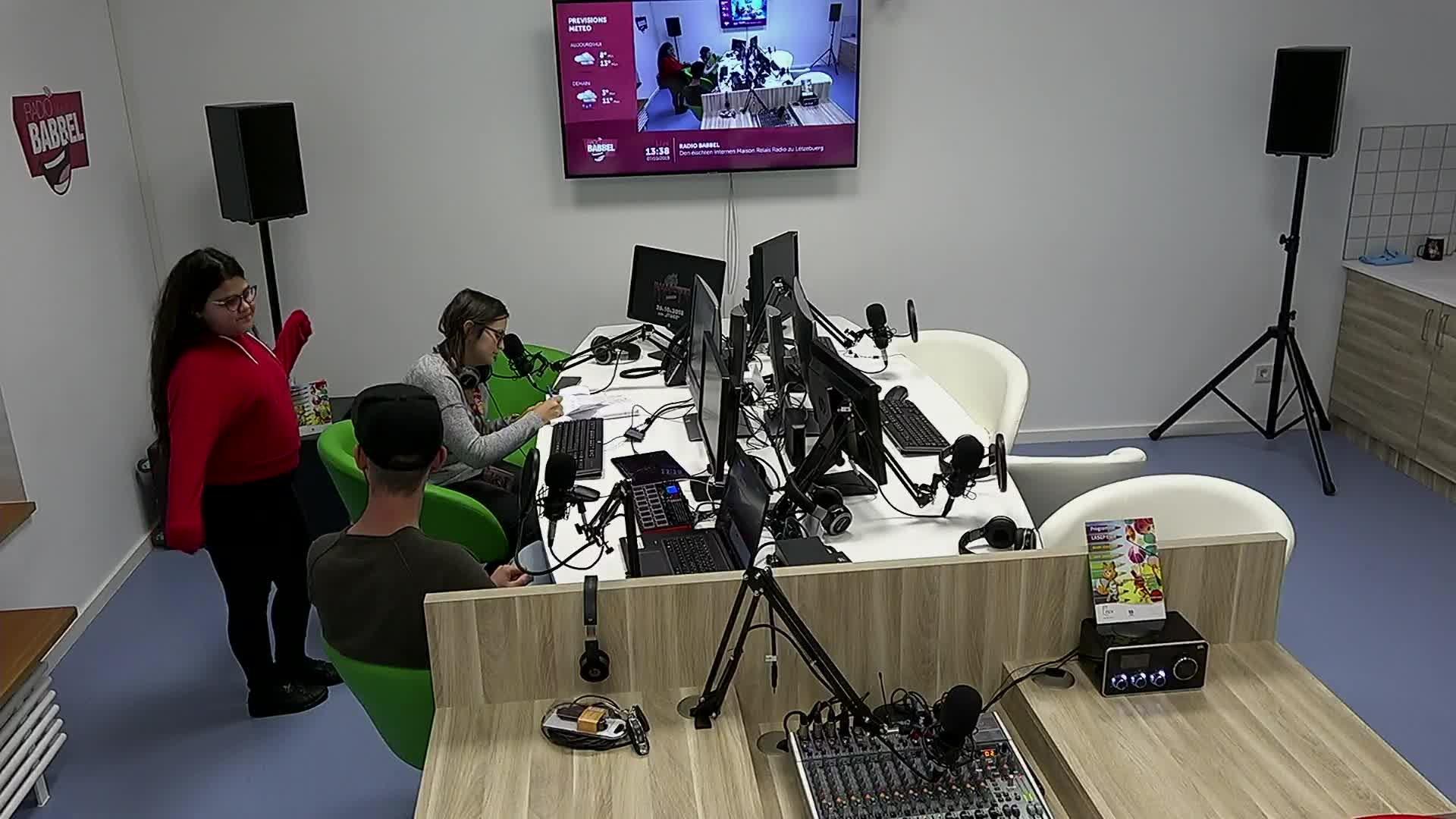Radio Babbel - Sendung vum 07.10.2019