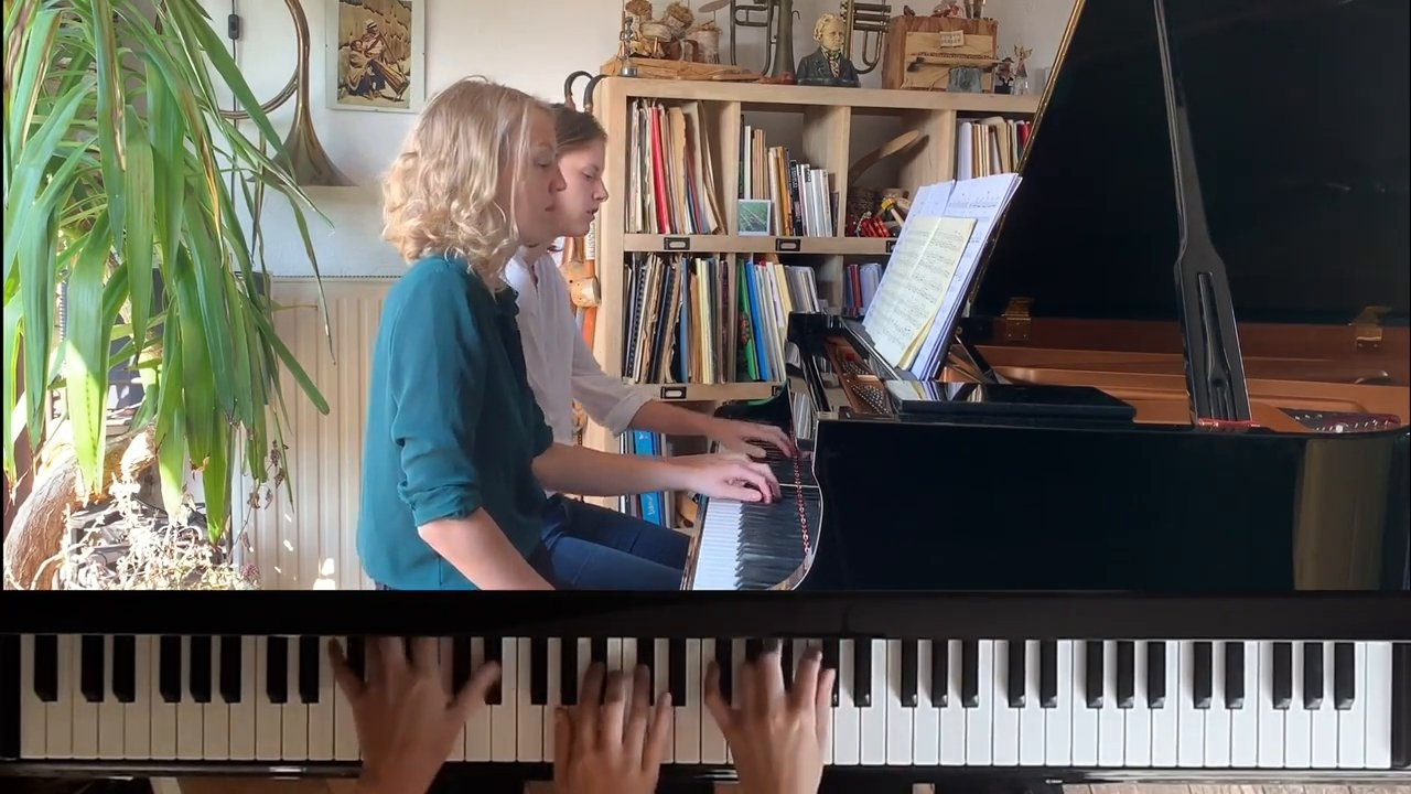 Léna et Louise Kollmeier 2
