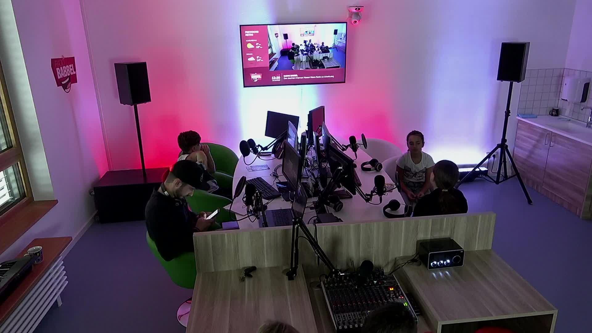 Radio Babbel - Sendung vum 21.10.2019