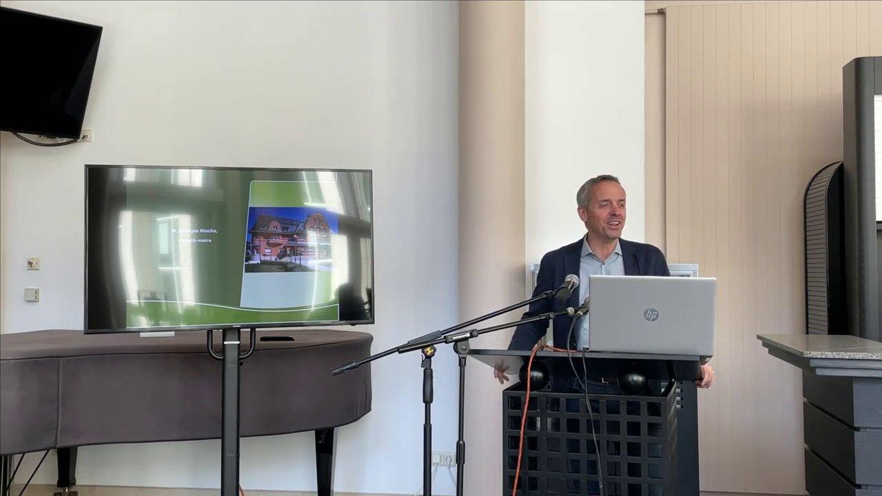 Conférence de Presse – Présentation du programme 2021 – 2022 du Conservatoire de Musique de la Ville d'Esch-sur-Alzette