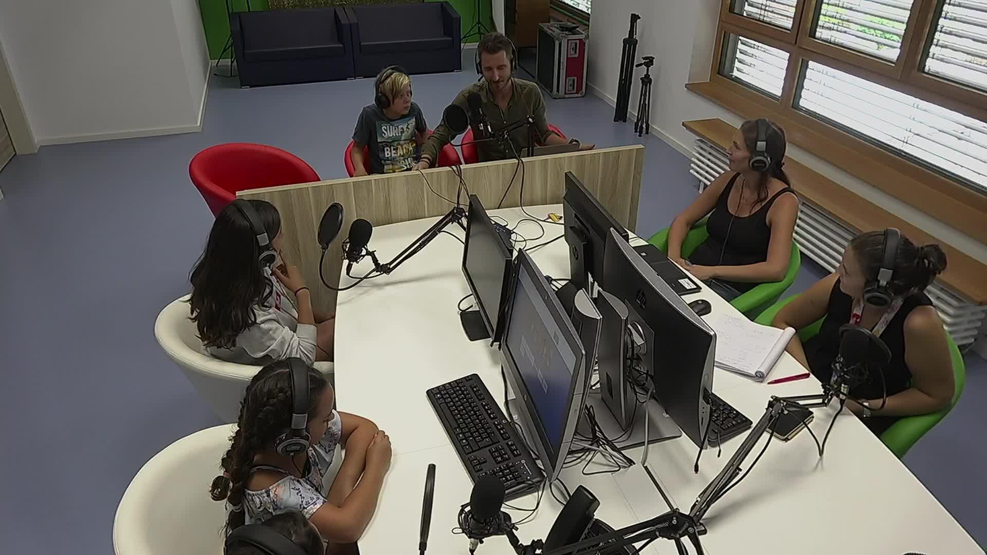 Radio Babbel - Sendung vum 05.08.2019