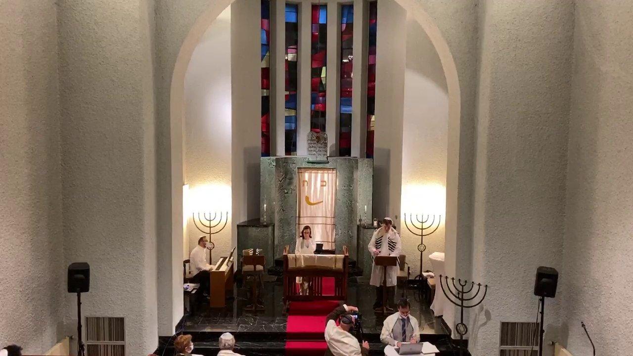 Neila vun der Jiddescher Kommunitéit - 28.09.2020
