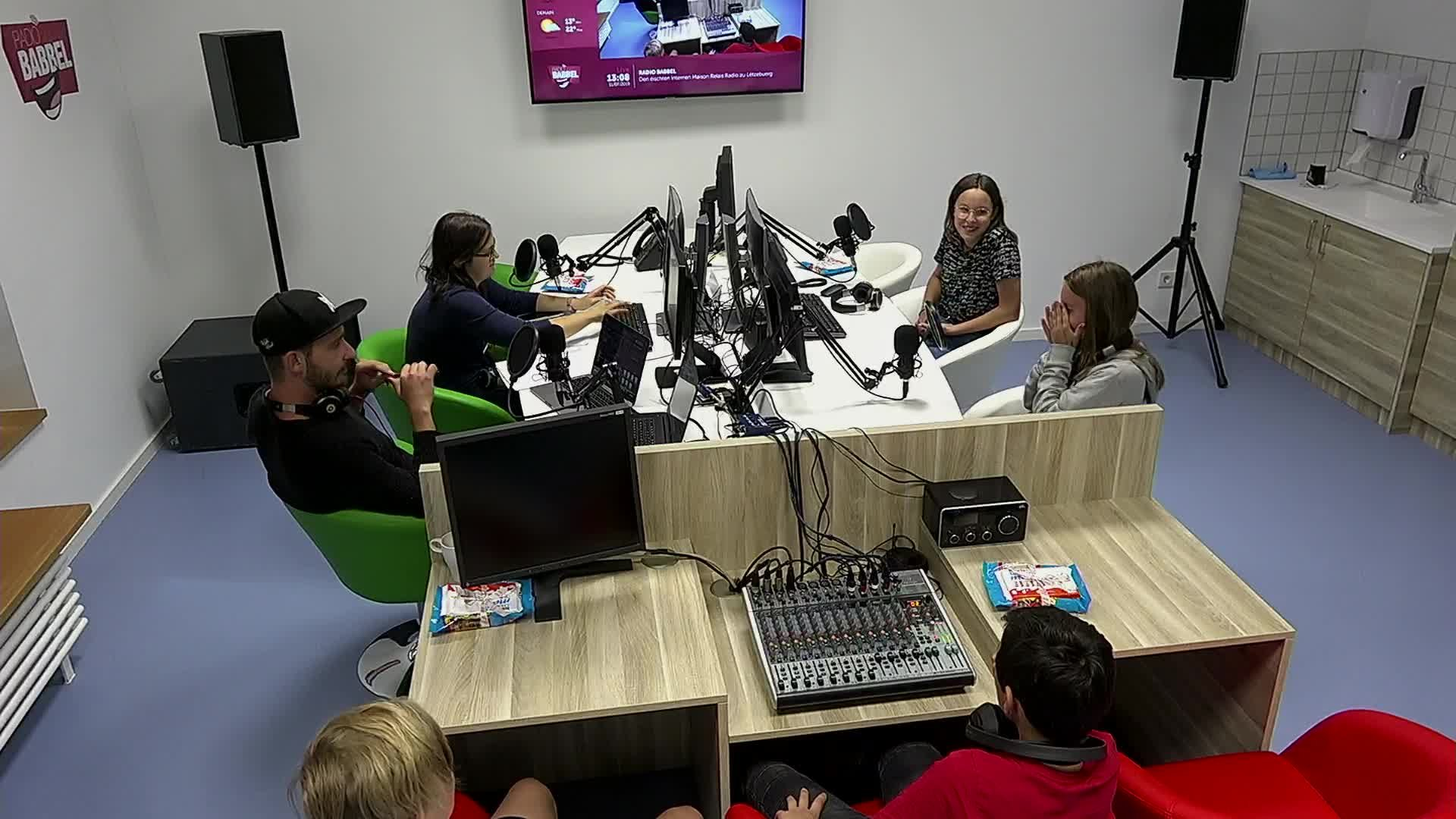 Radio Babbel - Sendung vum 11.07.2019