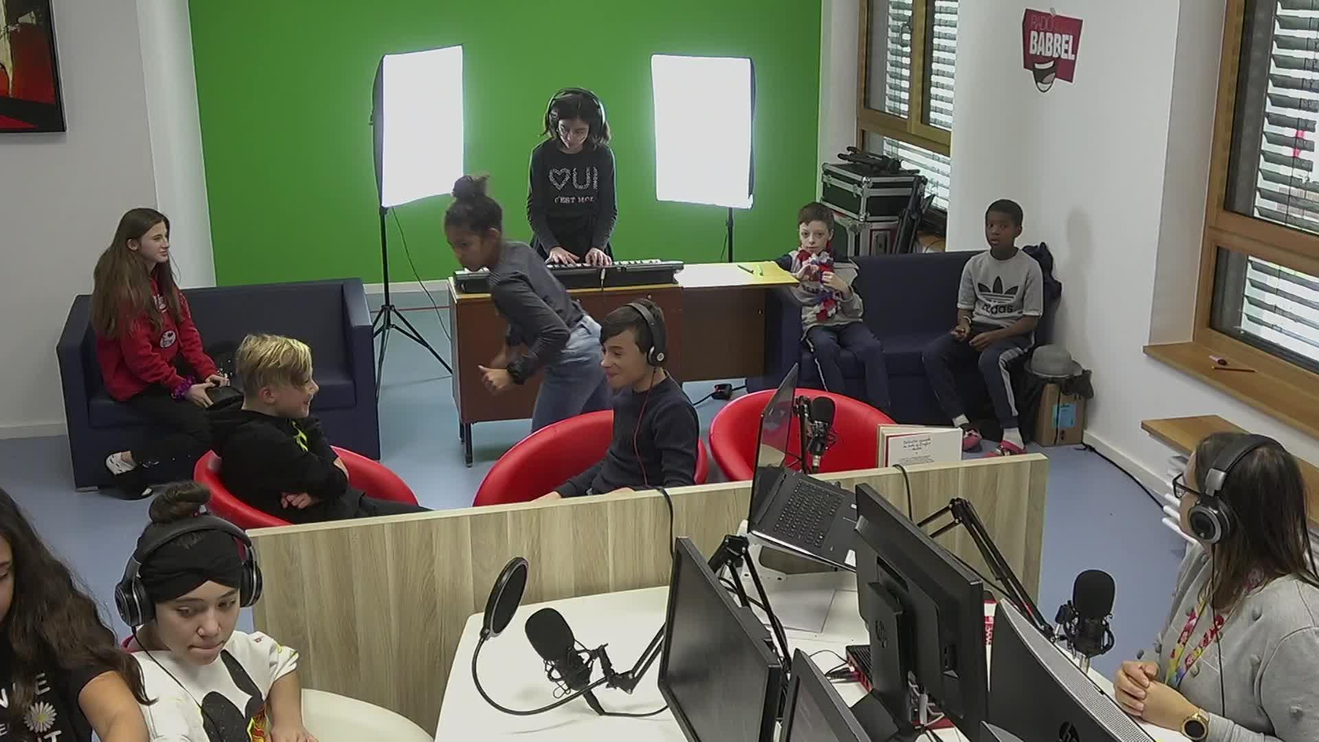 Radio Babbel - Sendung vum 21.11.2019