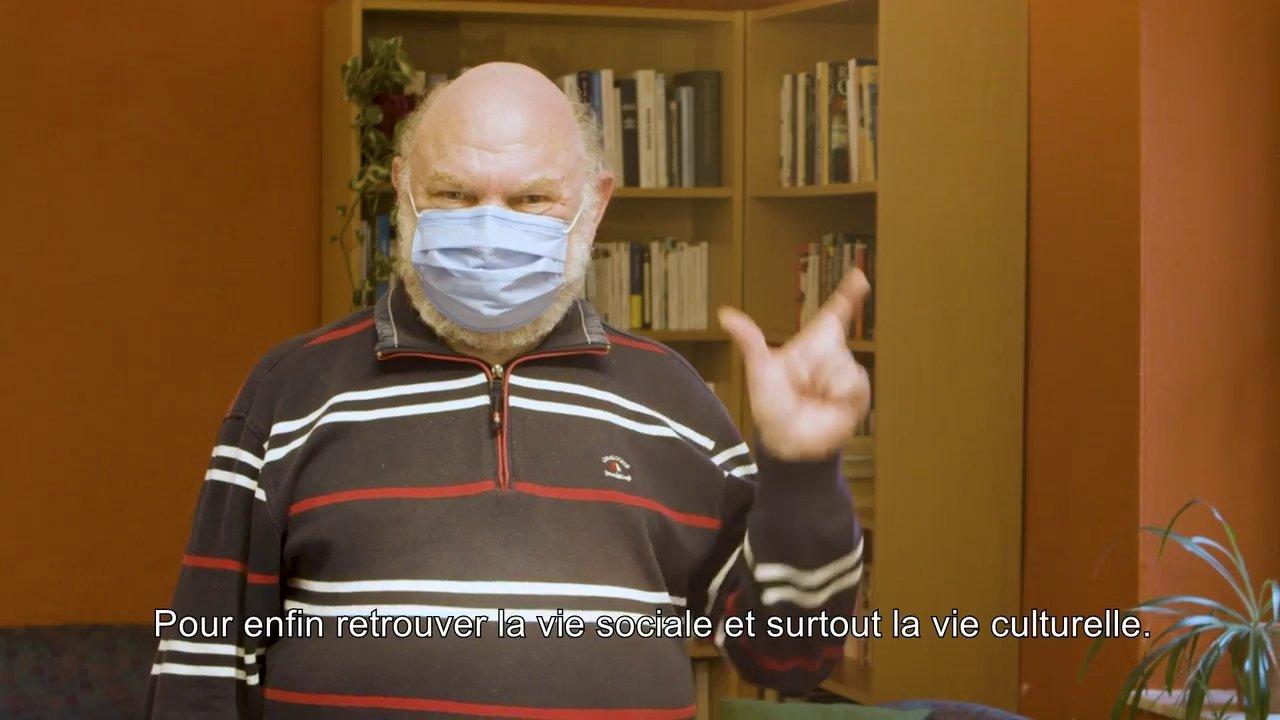 Informatiounen iwwertImpfcampagne géintCOVID-19