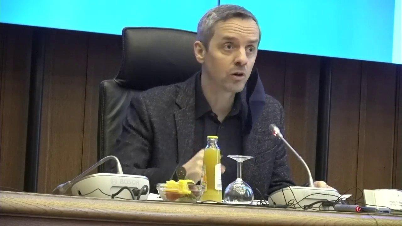Conseil communal du 05 février 2021