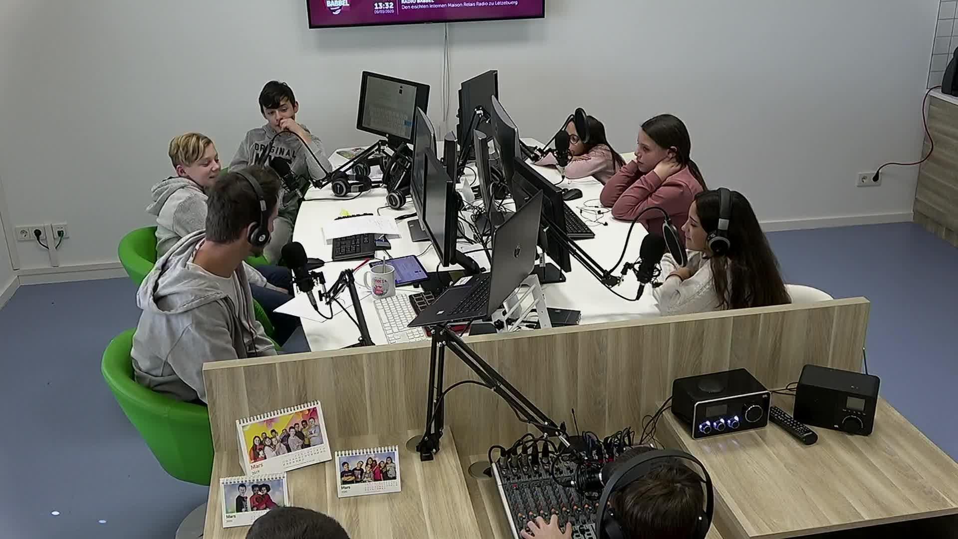 Radio Babbel – Sendung vum 09.03.2020