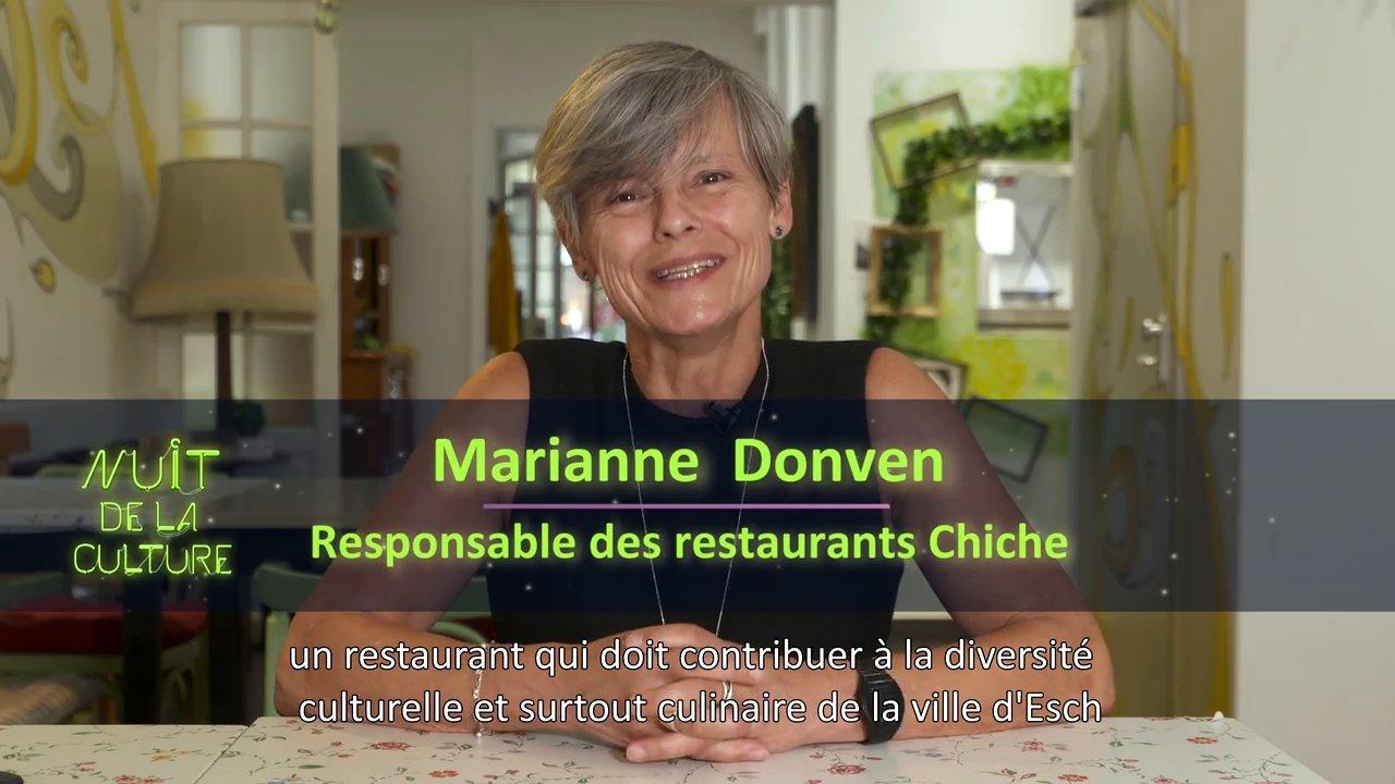 Nuit de la Culture 2021 – Marianne Donven