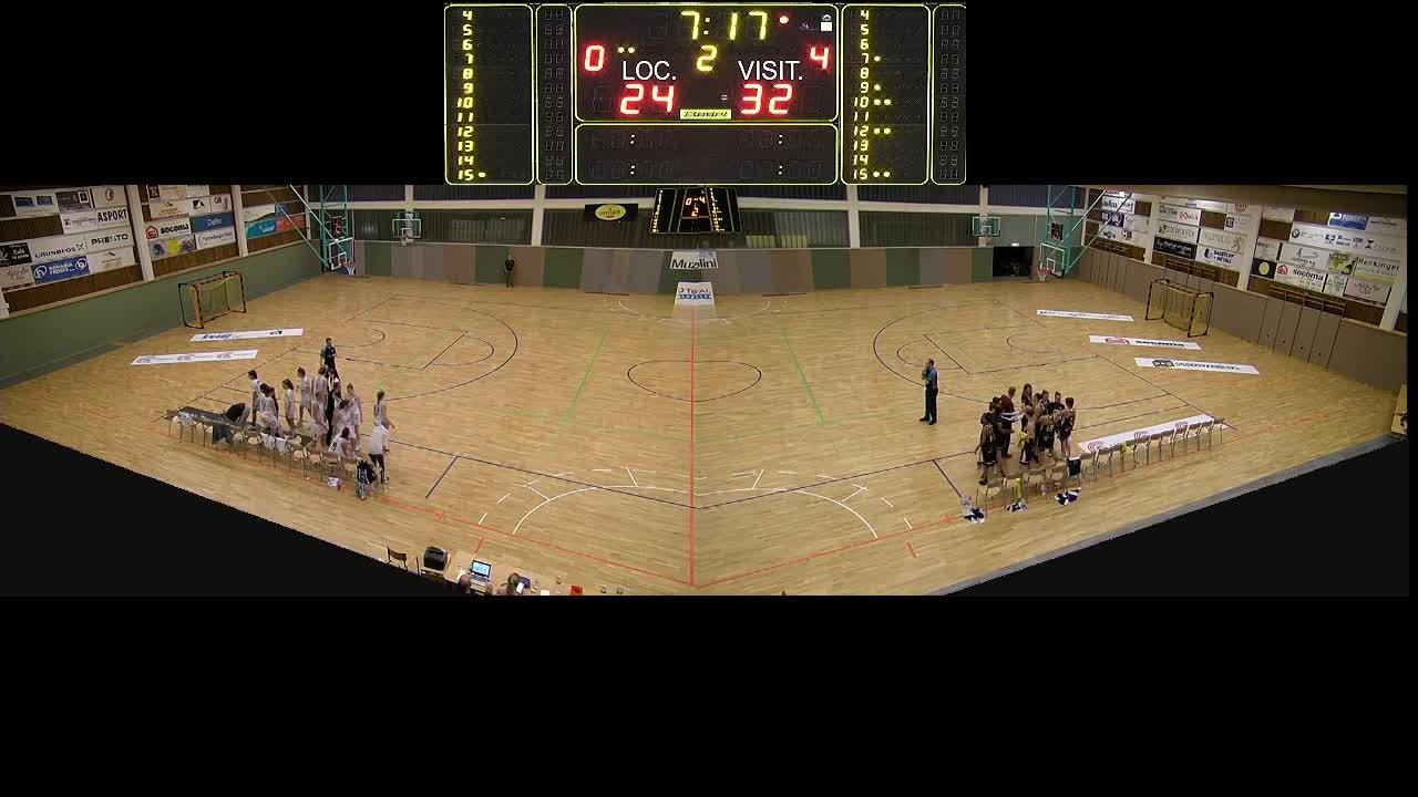 Basket Esch Dames A – Amicale Steesel - 12.10.2018