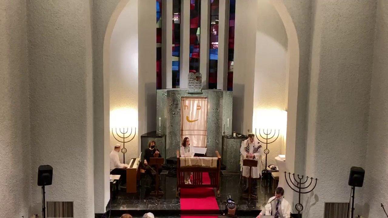 Yom Kippour vun der Jiddescher Kommunitéit - 27.09.2020