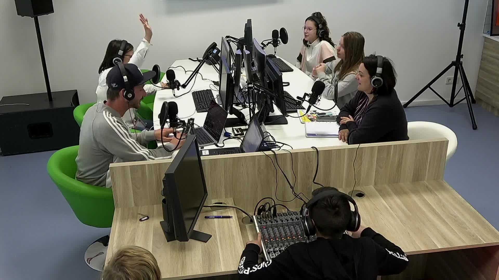 Radio Babbel - Sendung vum 13.05.2019
