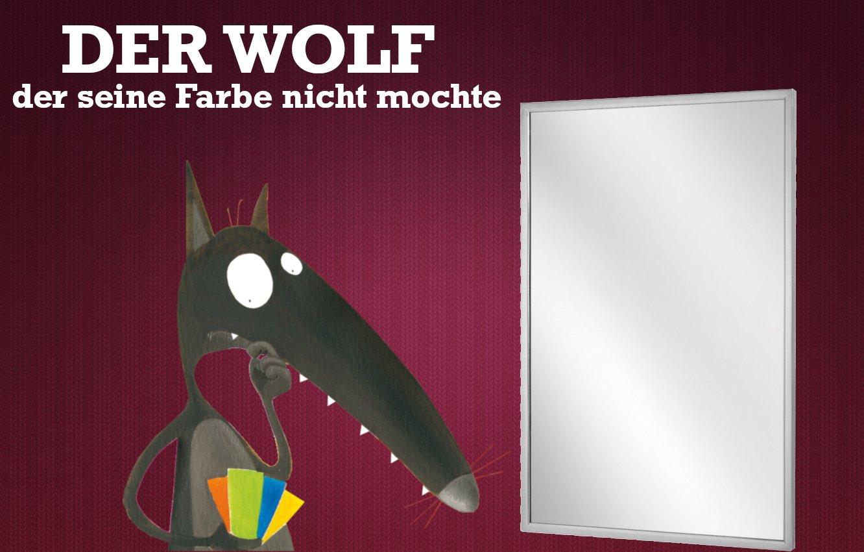Theaterwoch : Der Wolf der seine Farbe nicht mochte [Precoce]