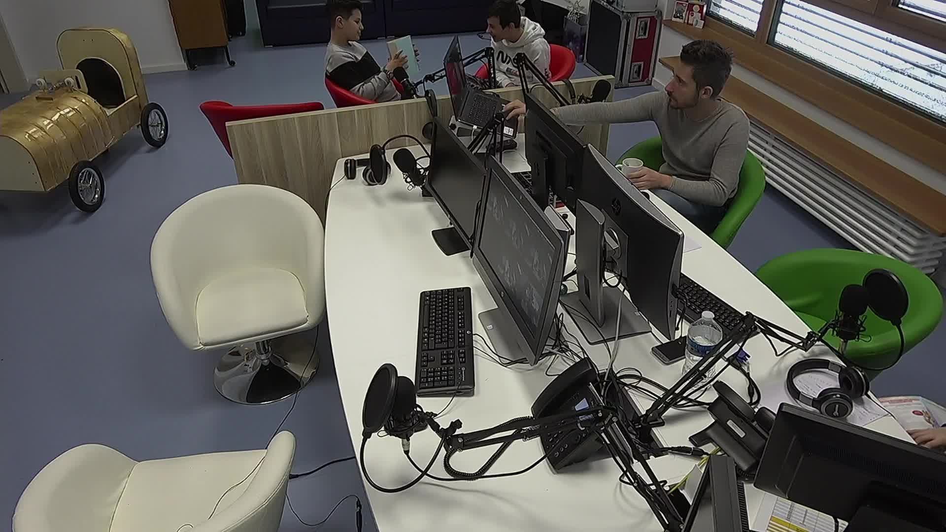 Radio Babbel – Sendung vum 27.02.2020