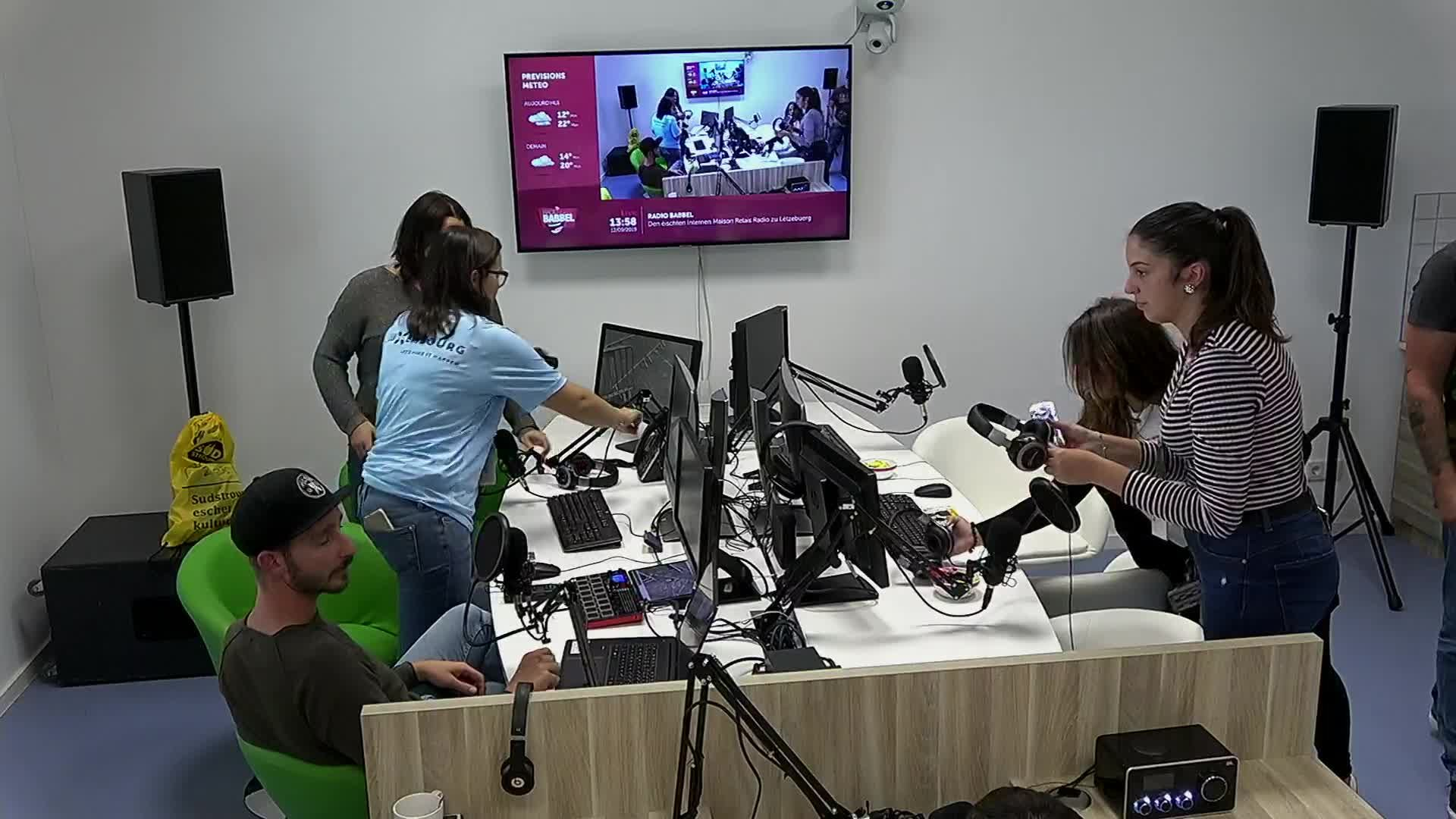 Radio Babbel - Sendung vum 12.09.2019