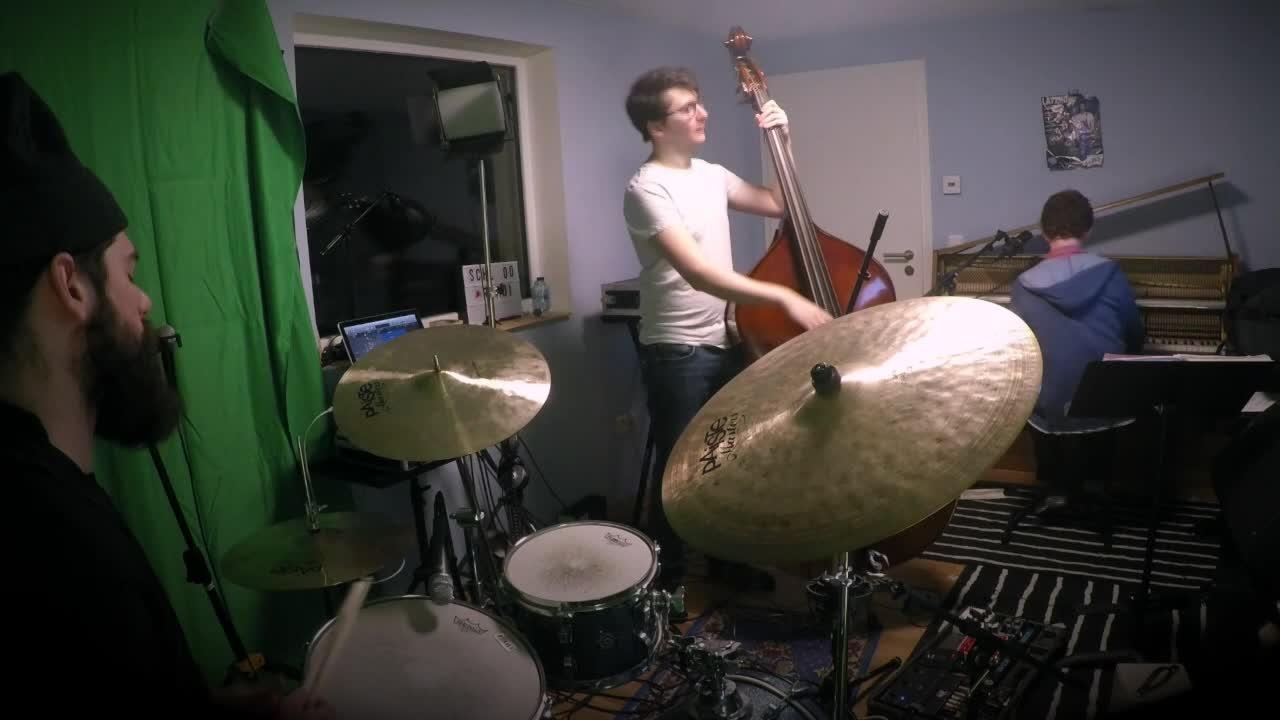 Arthur Possing Trio – Crazy Quarantine Session
