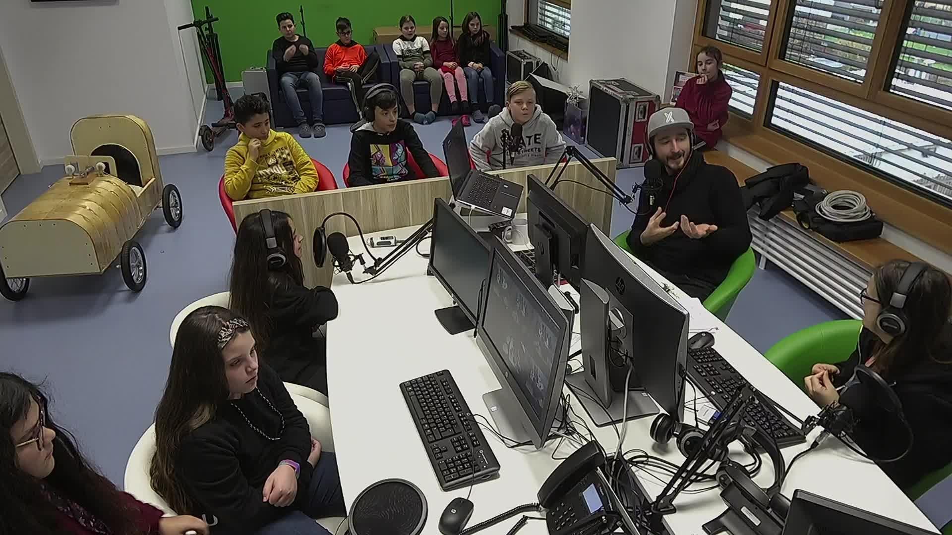 Radio Babbel – Sendung vum 02.03.2020
