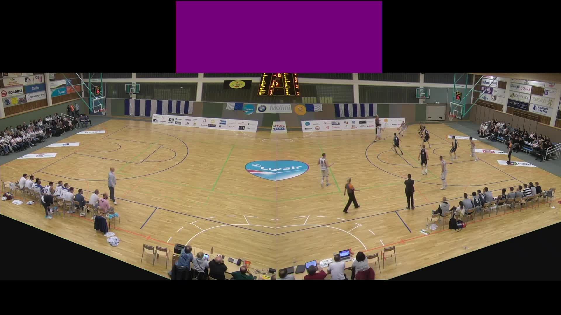 Basket Esch Seniors A - T71 - 10.04.2019