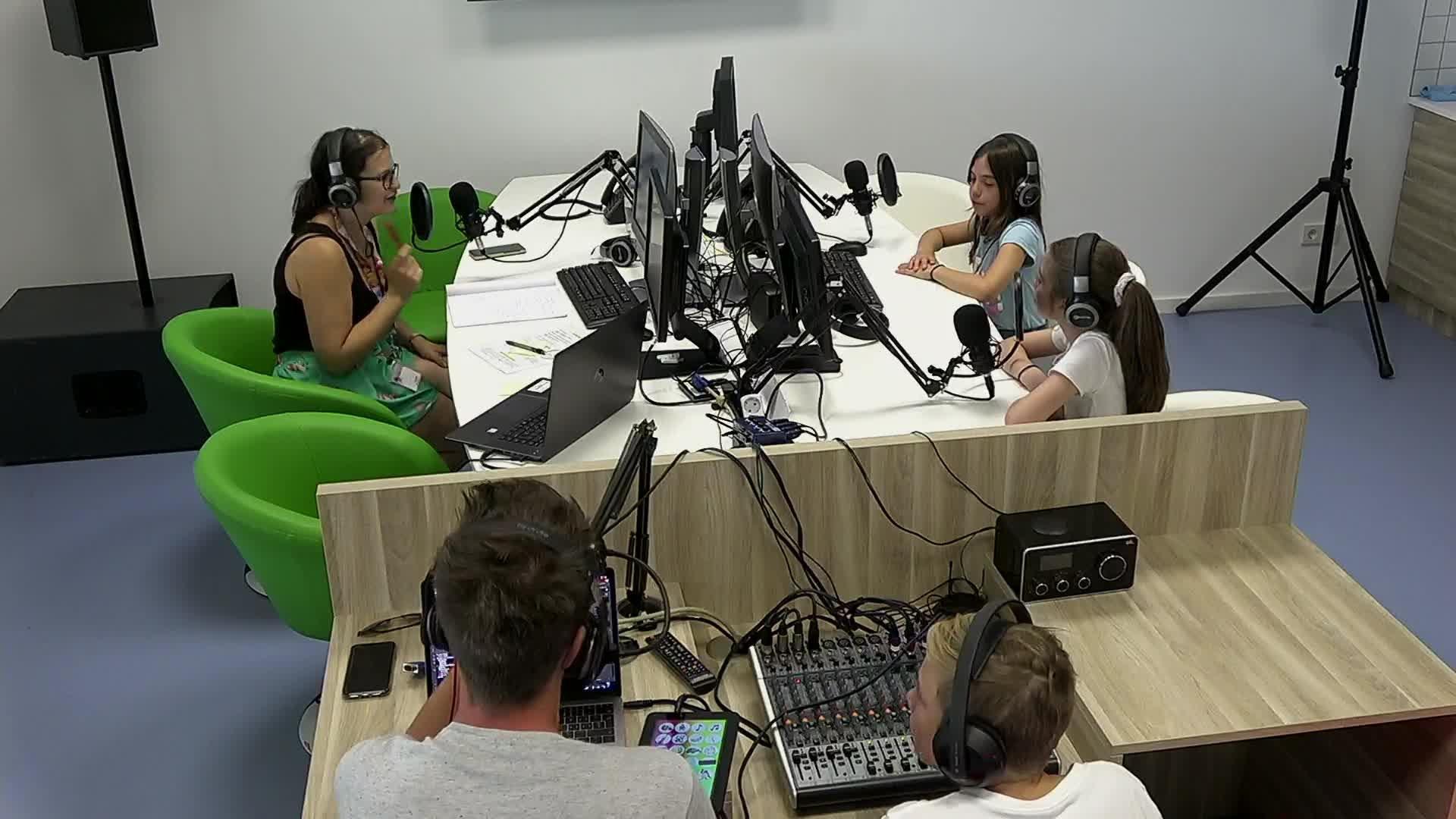 Radio Babbel - Sendung vum 22.07.2019