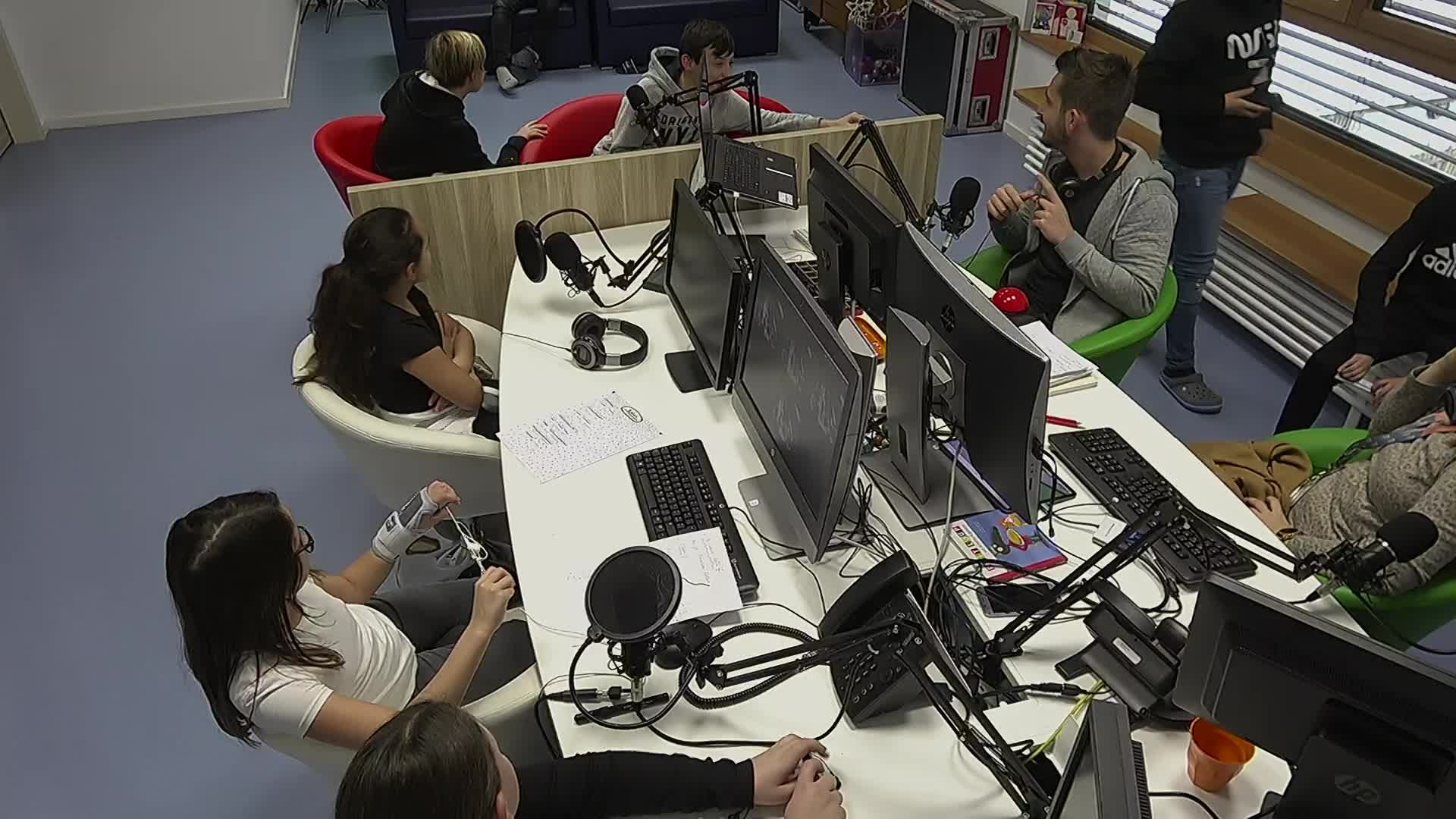 Radio Babbel – Sendung vum 03.02.2020