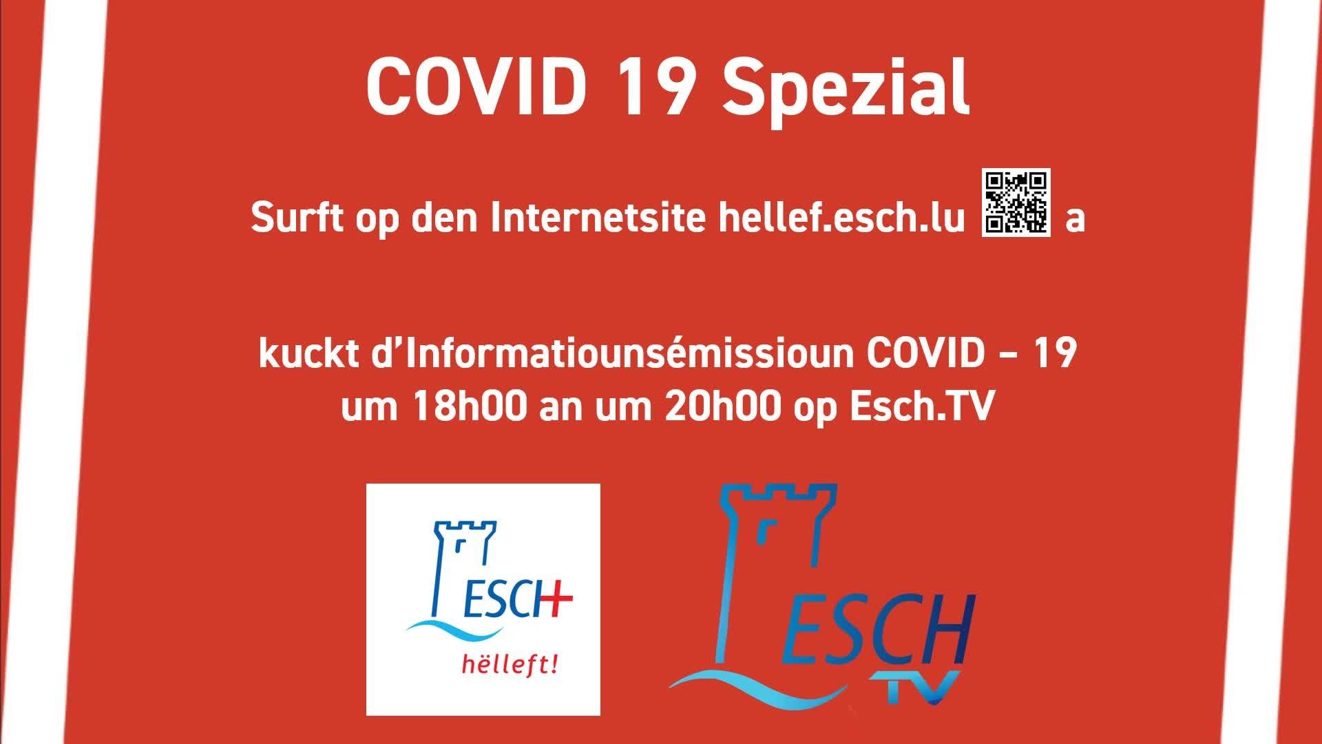 COVID-19 - Info