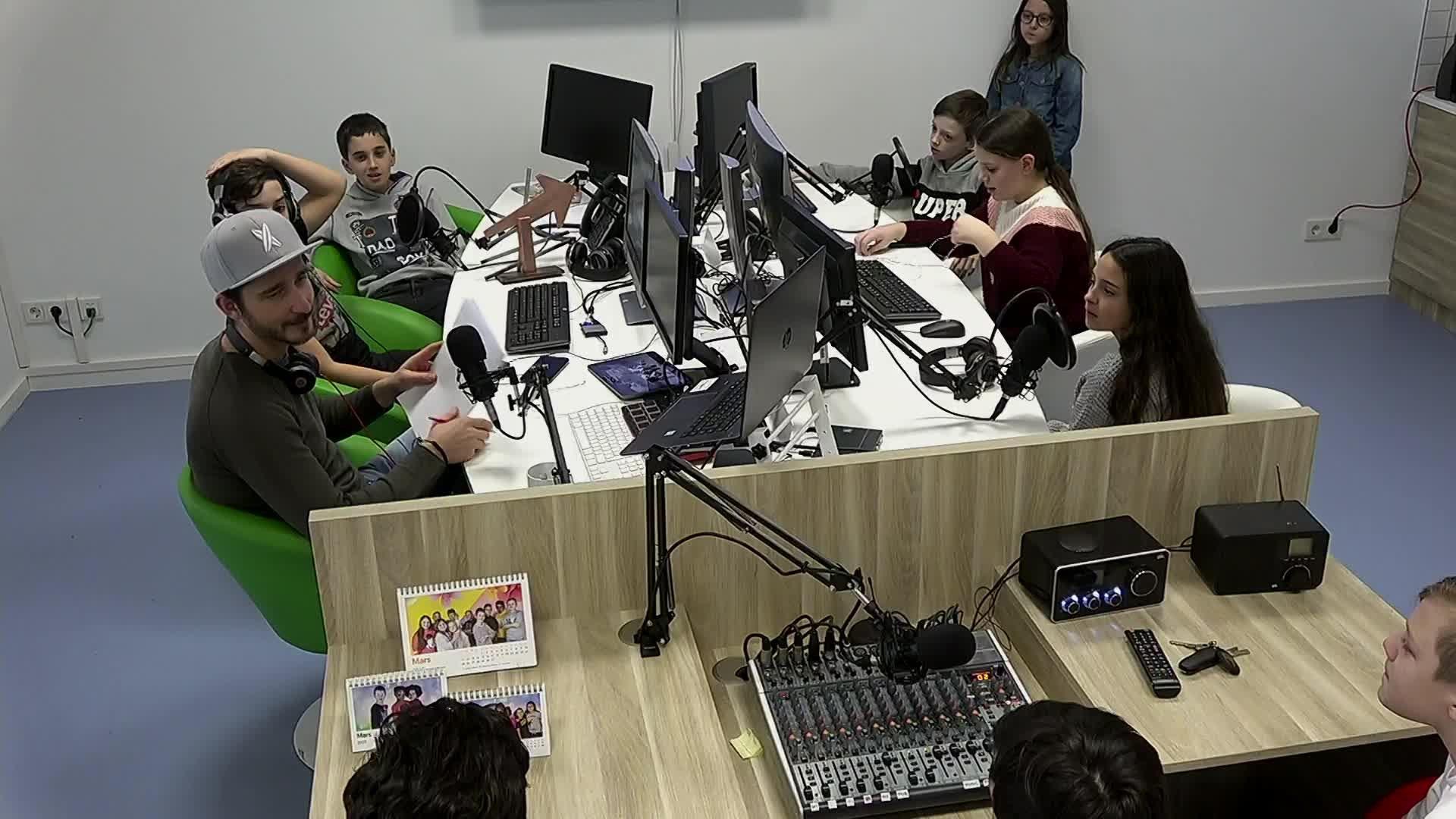 Radio Babbel - Sendung vum 12.03.2020