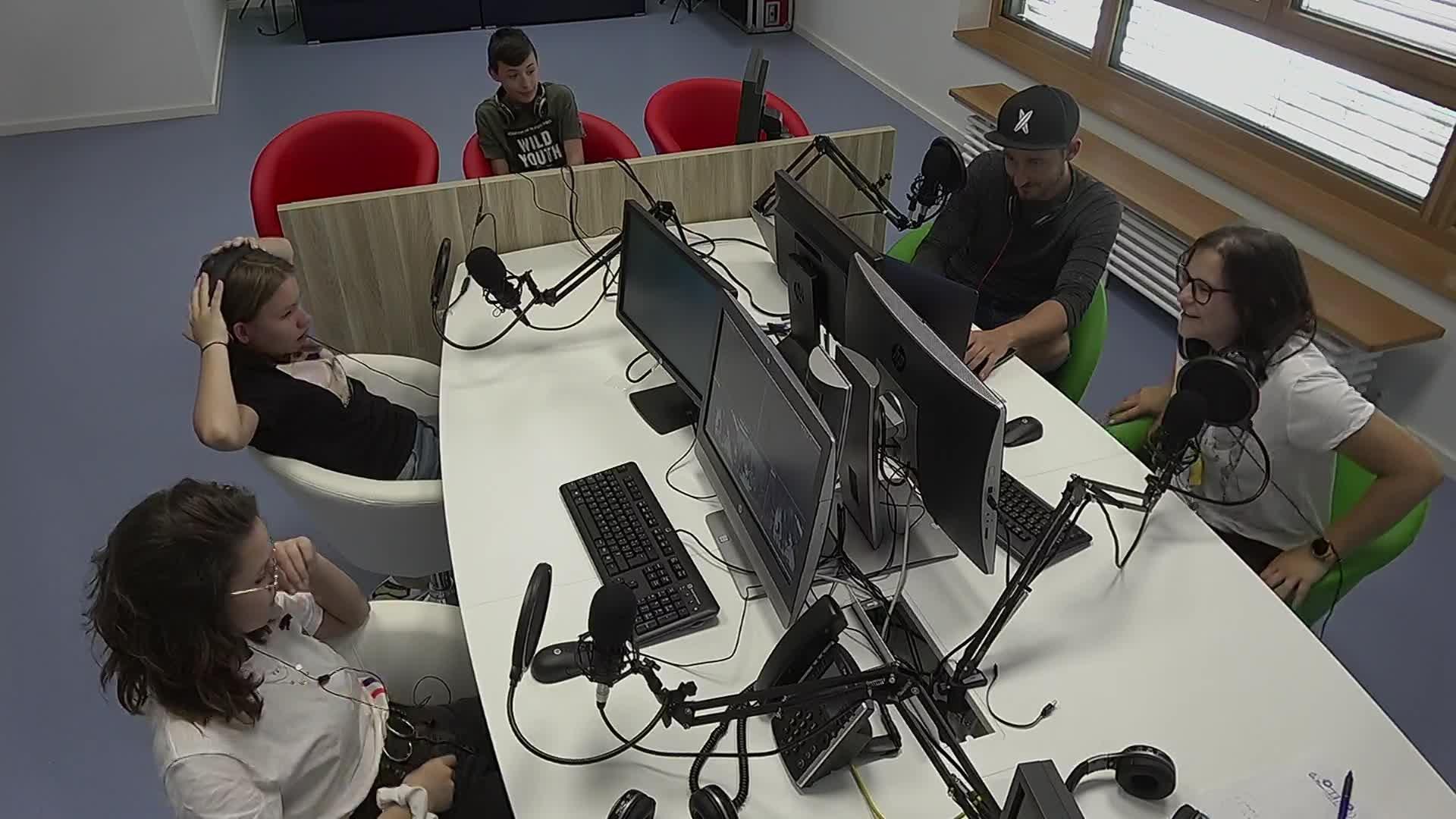 Radio Babbel - Sendung vum 03.06.2019