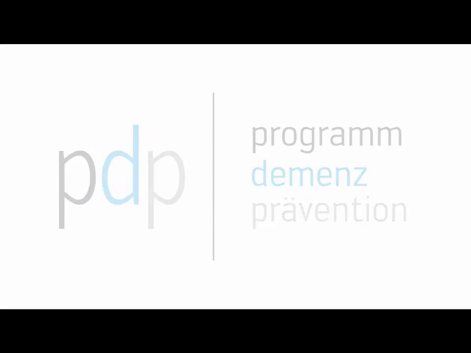 pdp – Programm Demenz Prävention