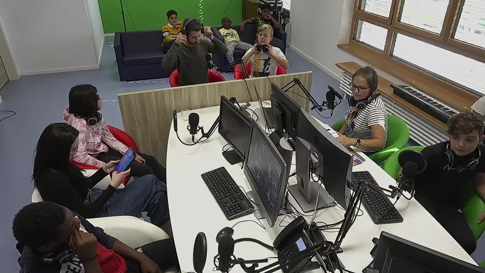 Radio Babbel - Sendung vum 24.10.2019