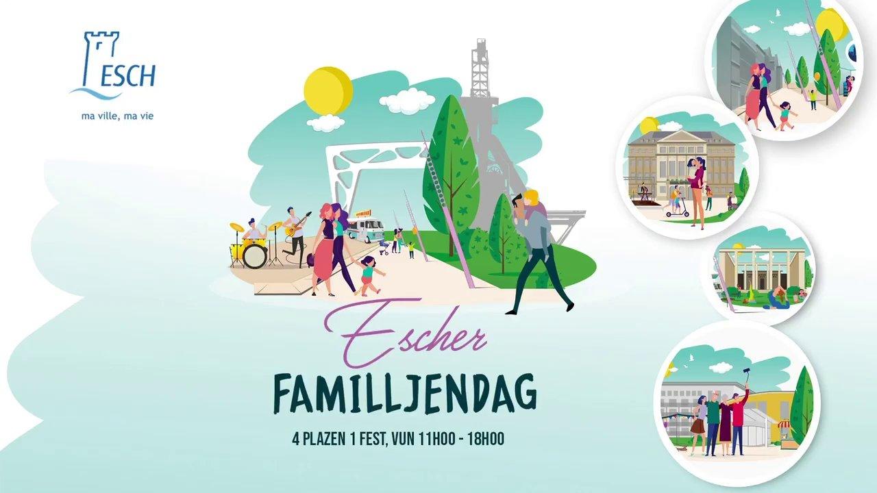 Escher Familljendag – 26.09.2020