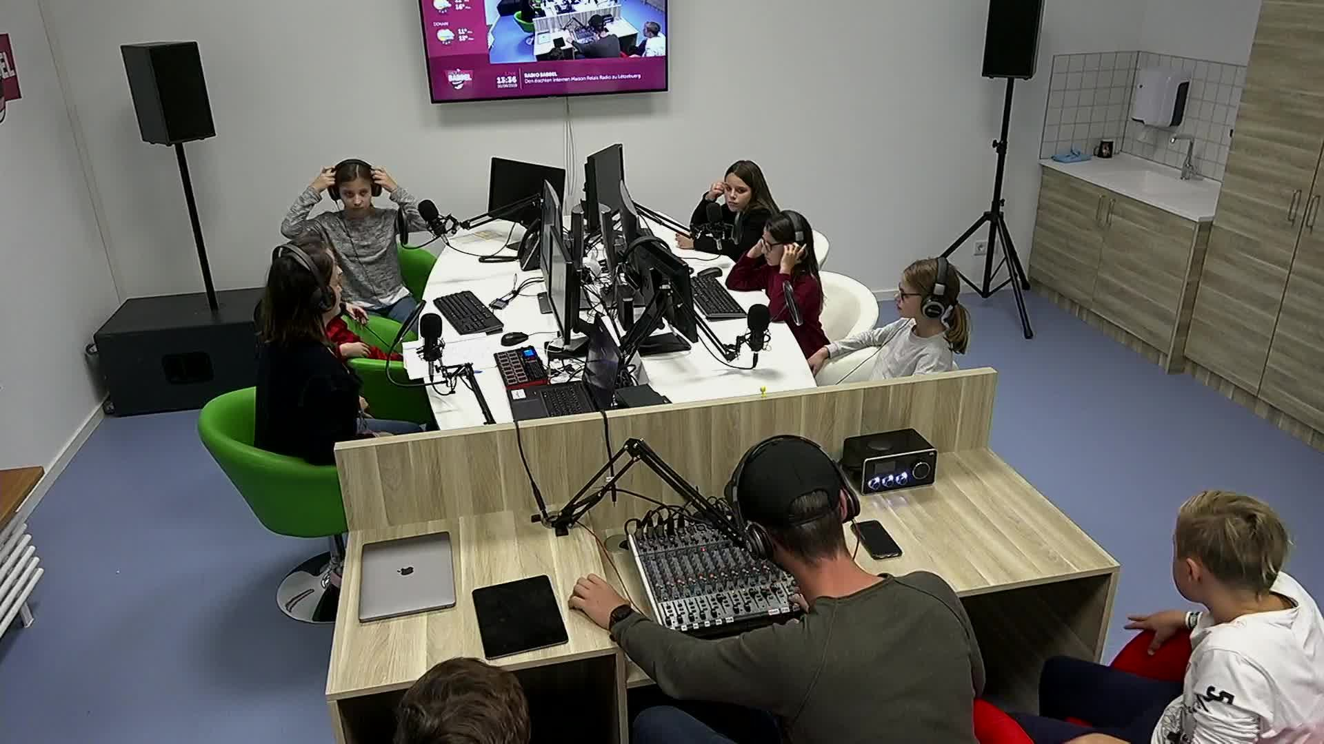Radio Babbel - Sendung vum 30.09.2019