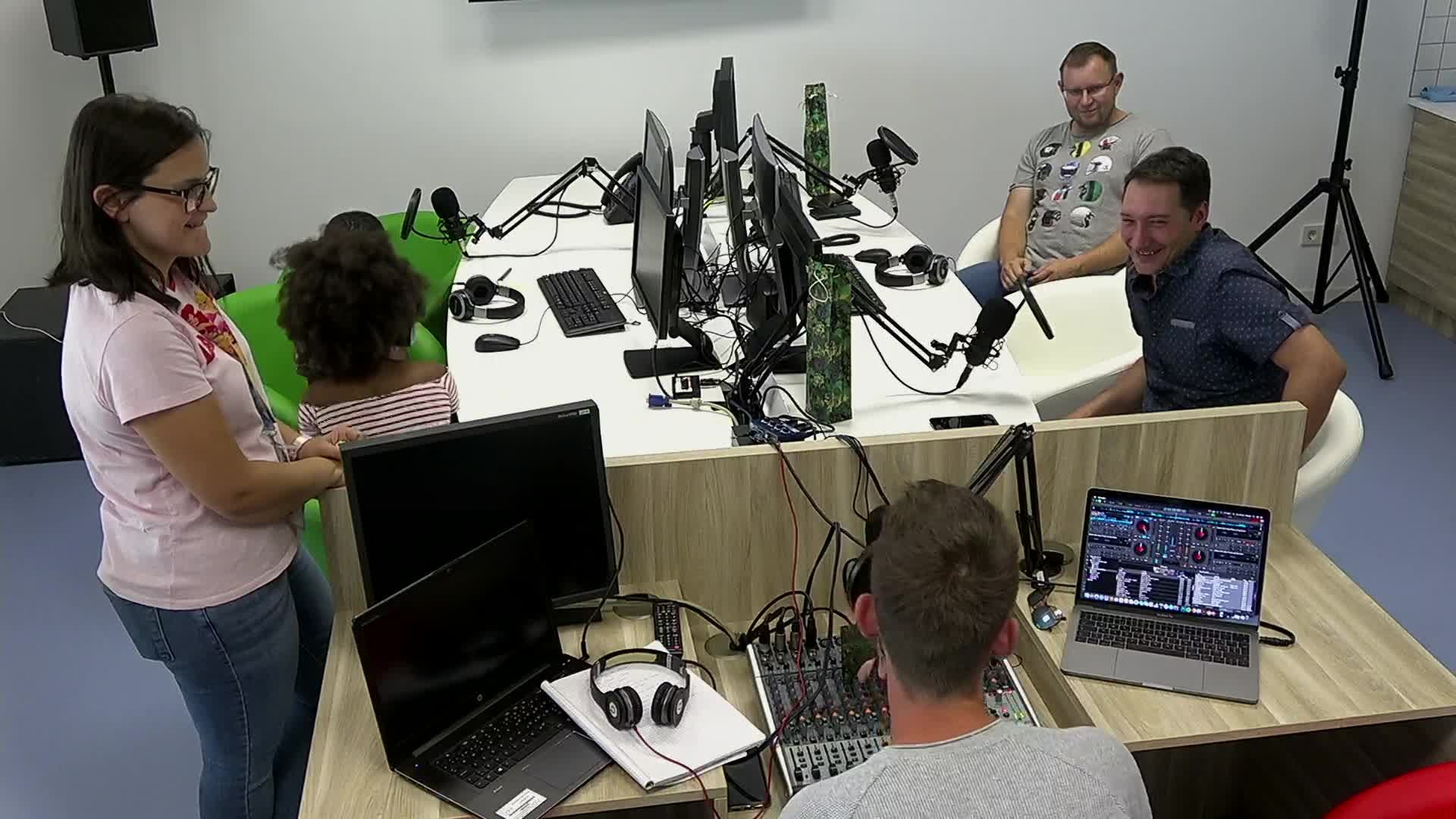 Radio Babbel - Sendung vum 08.07.2019