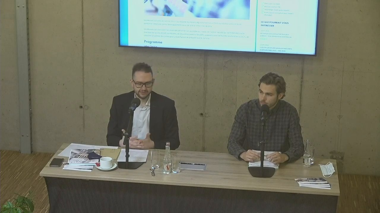 Conférence de Presse – Observatoire Social et Assises Sociales