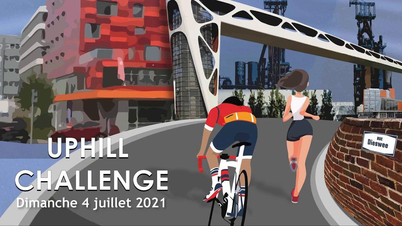 Uphill Challenge – 04.07.2021